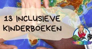 13 inclusieve kinderboeken