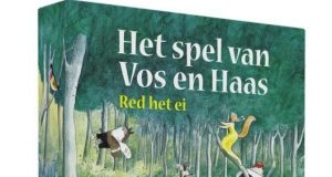 Het spel van Vos en Haas - Red het ei